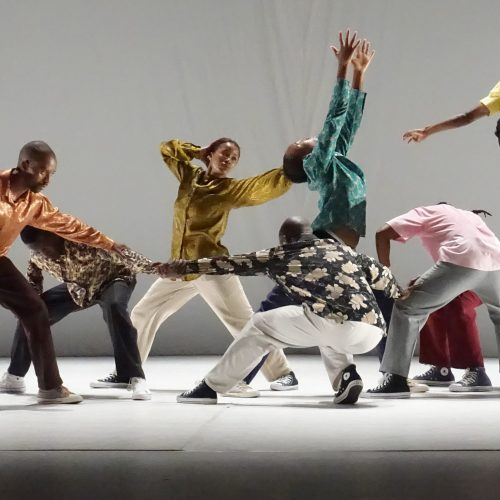 Chorégraphe : Grégory Maqoma-VIA KATLEHONG DANCE CI