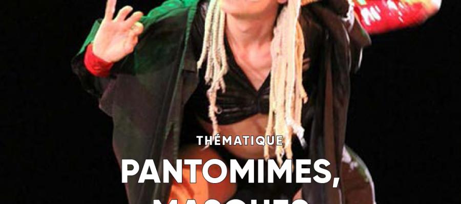 pantomimes, masques et marionettes
